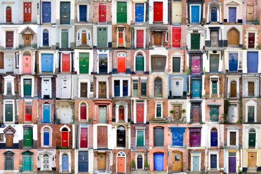 Front Door「One Hundred Doors XXXLarge」:スマホ壁紙(10)