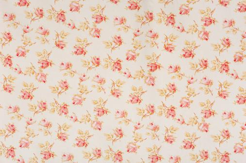 Antique「Eydies Rose Drop Floral Antique Fabric」:スマホ壁紙(4)