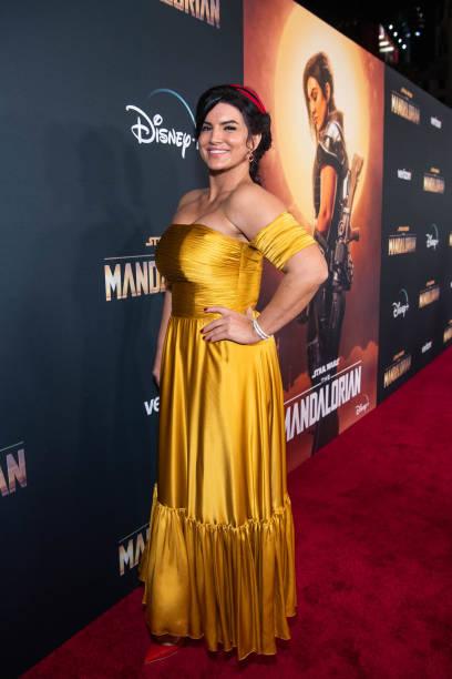 "Premiere Of Disney+'s ""The Mandalorian"" - Red Carpet:ニュース(壁紙.com)"