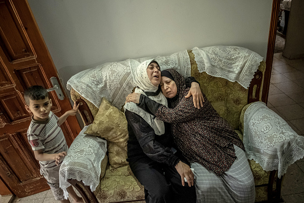 Gaza Strip「Israel Steps Up Gaza Attacks Amid Hamas Rocket Barrage」:写真・画像(17)[壁紙.com]