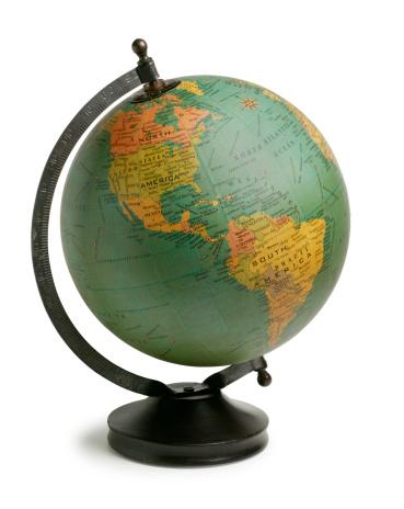 East「Antiqued Globe」:スマホ壁紙(12)