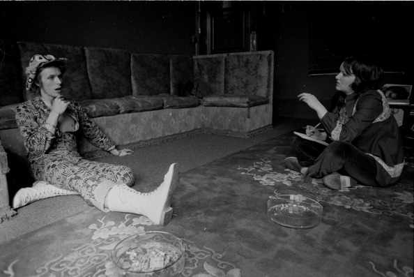 Interview - Event「David Bowie At Home」:写真・画像(14)[壁紙.com]