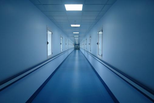 Long「Long corridor」:スマホ壁紙(3)