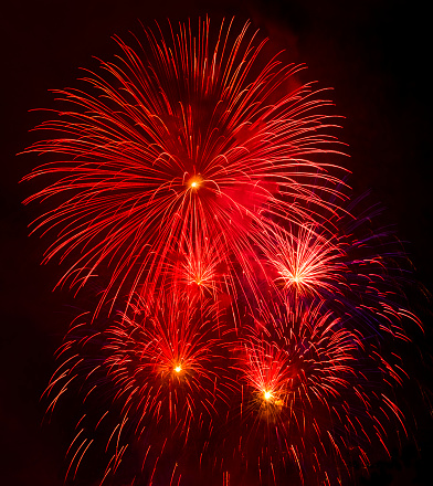Annual Event「New York City, Independence Day celebration with fireworks」:スマホ壁紙(14)