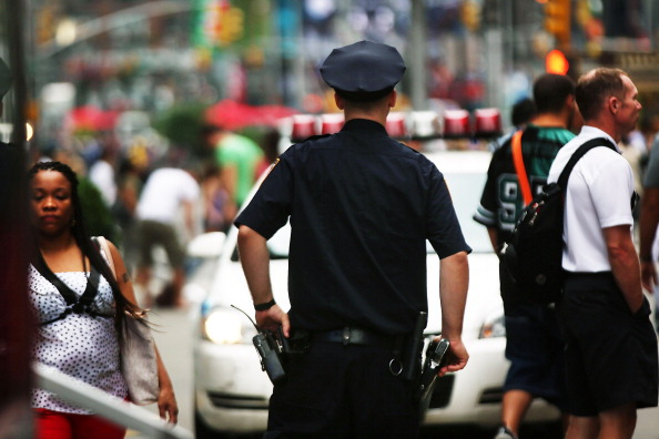 Police Force「Federal Judge Rules NYPD's Stop-and-Frisk Practice Violates Rights」:写真・画像(15)[壁紙.com]