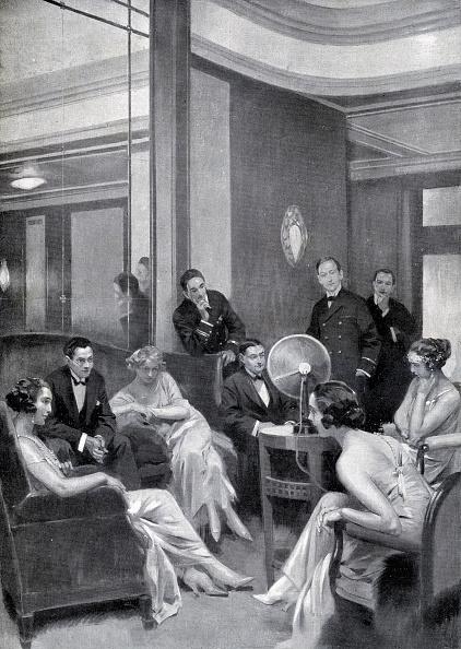 1920-1929「'Le concert a bord'」:写真・画像(6)[壁紙.com]