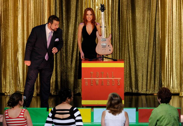 "Model - Object「Joey Fatone Hosts ""The Price Is Right - Live"" Show At Bally's Las Vegas」:写真・画像(3)[壁紙.com]"