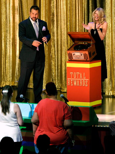"Model - Object「Joey Fatone Hosts ""The Price Is Right - Live"" Show At Bally's Las Vegas」:写真・画像(2)[壁紙.com]"