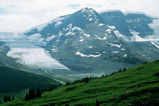 コロンビア大氷原「Athabasca Glacier in Columbia Icefield」:スマホ壁紙(6)