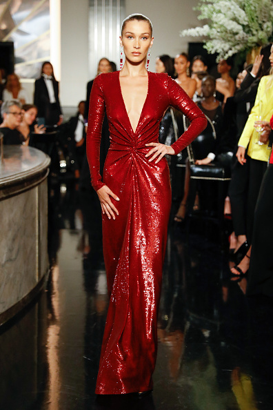 Red Dress「Ralph Lauren - Runway - September 2019 - New York Fashion Week」:写真・画像(14)[壁紙.com]