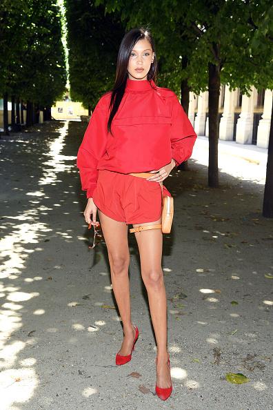 Shorts「Louis Vuitton: Front Row - Paris Fashion Week - Menswear Spring/Summer 2019」:写真・画像(16)[壁紙.com]