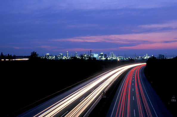 Light Trail「Vienna, Highway」:写真・画像(18)[壁紙.com]