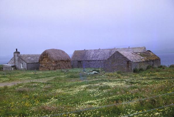 Haystack「Farm Near St Magnus Church」:写真・画像(6)[壁紙.com]