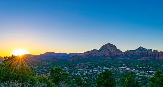 Sedona「Sunset in Sedona, Arizona」:スマホ壁紙(8)