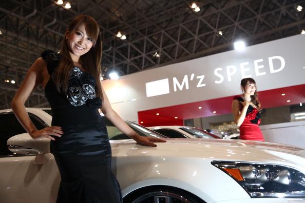 Tokyo Auto Salon「Tokyo Auto Salon 2014」:写真・画像(7)[壁紙.com]