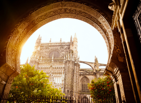 Cathedral「Seville Cathedral」:スマホ壁紙(17)