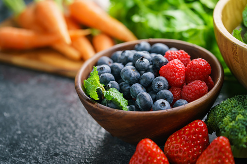 Dietary Fiber「Mixed berries」:スマホ壁紙(14)