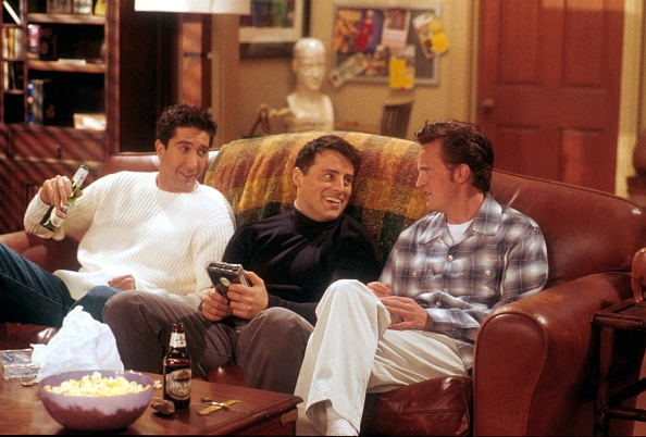 "Television Show「""Friends"" Publicity Still」:写真・画像(8)[壁紙.com]"