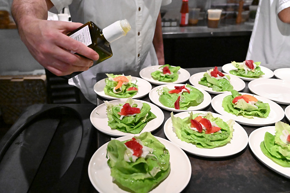 Salad「Bambini Furtuna Launch  Brunch」:写真・画像(3)[壁紙.com]