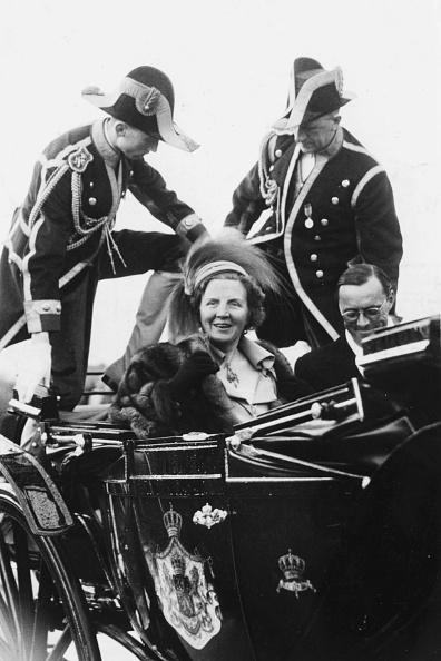 Netherlands「Princess Juliana And Prince Bernhard」:写真・画像(1)[壁紙.com]