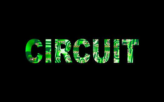 Soldered「Circuit.」:スマホ壁紙(10)