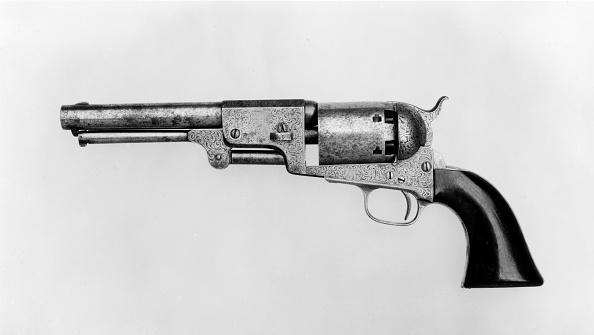 Model - Object「Colt Dragoon Percussion Revolver」:写真・画像(7)[壁紙.com]