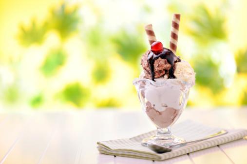 Dessert「Ice cream」:スマホ壁紙(12)