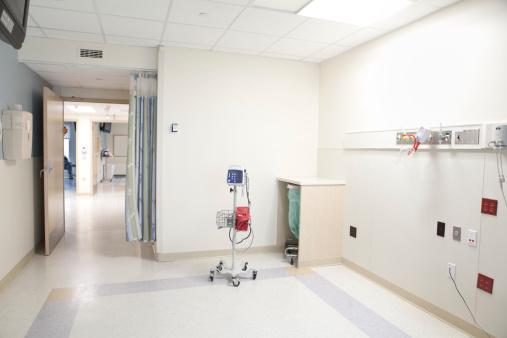 Doctor「Hospital Room」:スマホ壁紙(4)