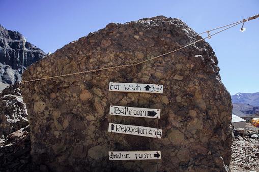 アコンカグア山「Plaza Argentina Base Camp, Aconcagua, Mendoza Province, Argentina」:スマホ壁紙(2)