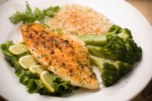 Fillet「White Fish Fillet with Broccoli Spears」:スマホ壁紙(18)