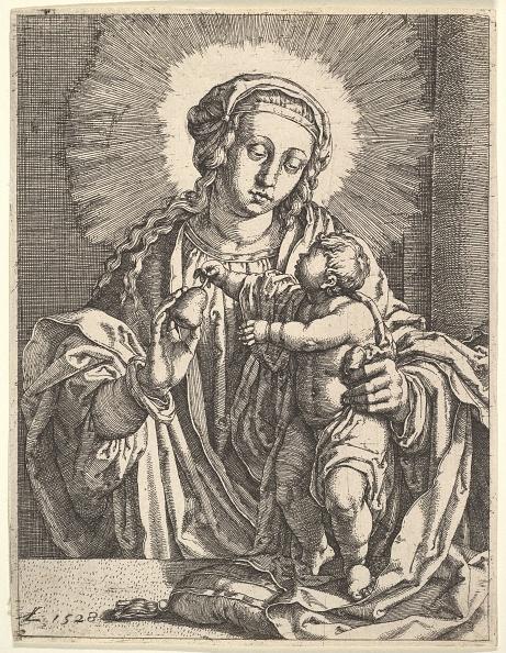 Virgin Mary「Virgin And Child Creator: Simon Wynhoutsz Frisius」:写真・画像(18)[壁紙.com]