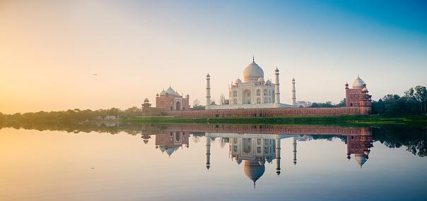 Indian Culture「Taj Mahal Agra India」:スマホ壁紙(12)