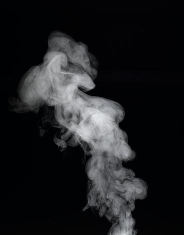 Steam「Vapour rising against dark background」:スマホ壁紙(8)