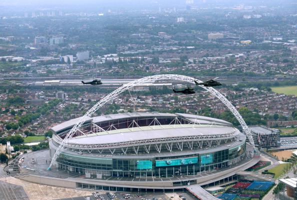 絶景「London From The Air」:写真・画像(0)[壁紙.com]
