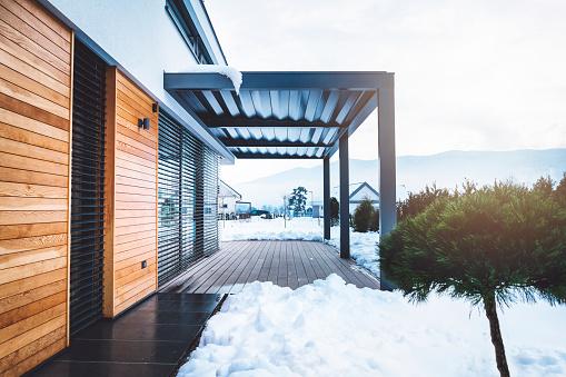 Rooftop「Modern design is simple and everlasting」:スマホ壁紙(13)