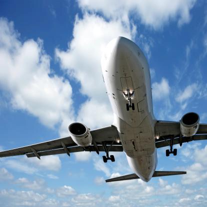 Approaching「jet airplane landing」:スマホ壁紙(13)