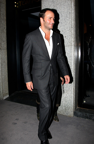 Clothing Store「Tom Ford Boutique Opening - MFW Menswear Spring/Summer 2009」:写真・画像(9)[壁紙.com]