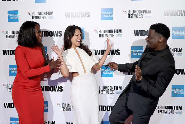 """ロンドン国際映画祭「""""Widows"""" European Premiere & Opening Night Gala -  62nd BFI London Film Festival」:写真・画像(2)[壁紙.com]"""