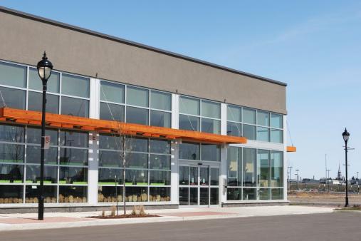 Department Store「Modern Retailer Building Exterior」:スマホ壁紙(18)
