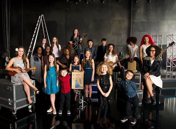 American Music Awards 2014「Kohl's & Disney Sing Your Heart Out Contest - Finalists」:写真・画像(10)[壁紙.com]