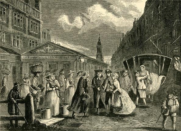 18th Century Style「A Wedding In The Fleet」:写真・画像(18)[壁紙.com]