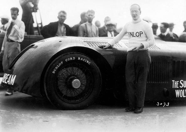 Effort「Sunbeam 1000hp World Land speed record attempt at Daytona 1927」:写真・画像(5)[壁紙.com]