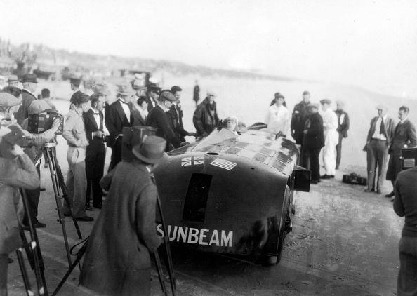Effort「Sunbeam 1000hp World Land speed record attempt at Daytona 1927」:写真・画像(4)[壁紙.com]