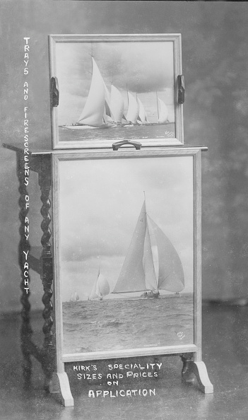 Financial Figures「Trays And Firescreens Of Any Yacht: Kirks Speciality Sizes And Prices On Application」:写真・画像(15)[壁紙.com]