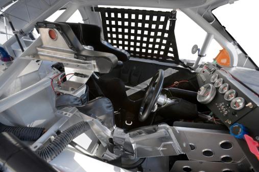 Motorsport「Stock car cockpit safety cage」:スマホ壁紙(0)
