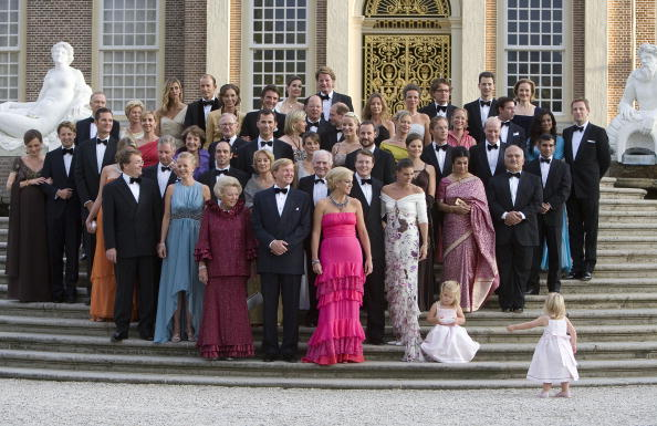 Dutch Royalty「Prince Willem Alexander Of The Netherlands- 40th Birthday Party」:写真・画像(12)[壁紙.com]