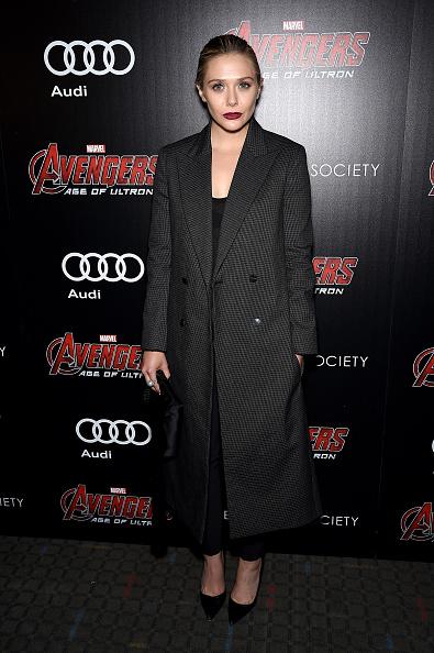 """アベンジャーズ エイジ・オブ・ウルトロン「The Cinema Society & Audi Host A Screening Of Marvel's """"Avengers: Age of Ultron""""- Arrivals」:写真・画像(5)[壁紙.com]"""