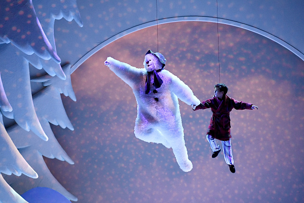 snowman「'The Snowman' Returns To The Peacock Theatre For The Christmas Period」:写真・画像(7)[壁紙.com]