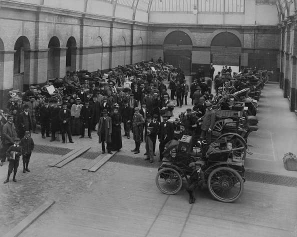 1900「1900 One Thousand Mile Trial.」:写真・画像(0)[壁紙.com]