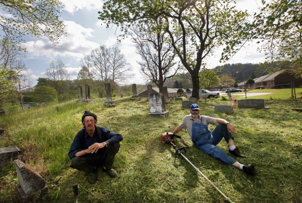 Rural Scene「An Appalachian County's Community Bonds Help Overcome Challenge Of Poverty」:写真・画像(12)[壁紙.com]